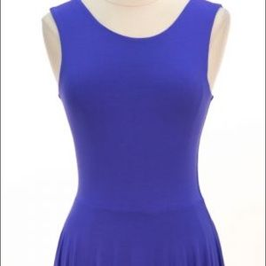 M| Cynthia Rowley cotton drop waist dress